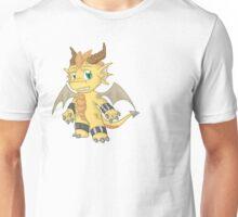 Yellow Companion  Unisex T-Shirt