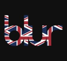 Blur UK Logo T-Shirt