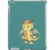 Yellow Companion  iPad Case/Skin