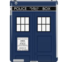 TARDIS Case iPad Case/Skin