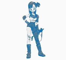 bulma blue with gun T-Shirt