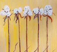 Cotton Chorus Line by EloiseArt