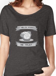 Helix Fossil Women's Relaxed Fit T-Shirt