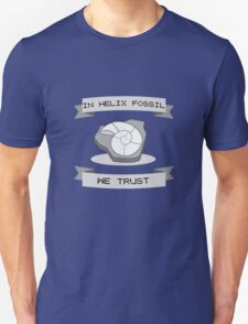 Helix Fossil Unisex T-Shirt