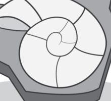 Helix Fossil Sticker