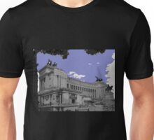 The Wedding Cake In Rome Unisex T-Shirt