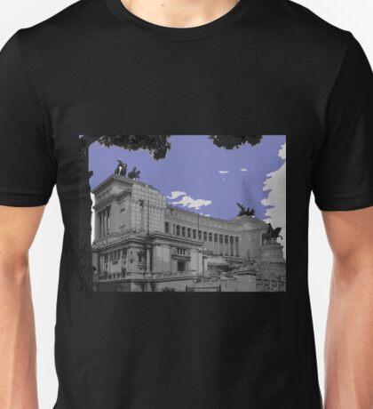 The Wedding Cake In Rome Unisex T-Shirt