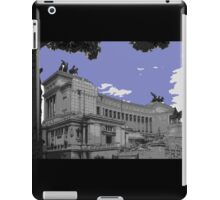 The Wedding Cake In Rome iPad Case/Skin