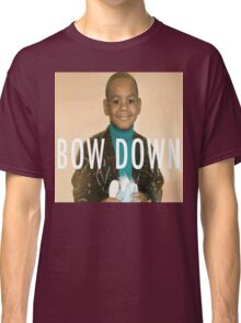 Lebron Bow Down  Classic T-Shirt