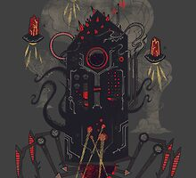 Not with a WHimper but with a Bang by Hector Mansilla