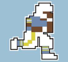 Nintendo Tecmo Bowl San Diego Chargers Powder Blue B Kids Clothes