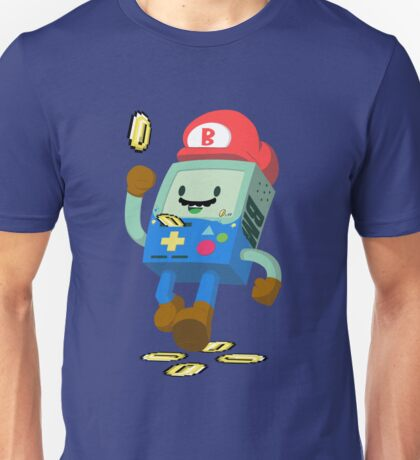 Mario -Mo: Just one more coin! Unisex T-Shirt