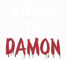 Sired to Damon Baby Tee