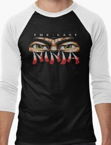The Last Ninja Men's Baseball ¾ T-Shirt
