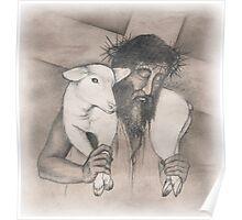 Passover Lamb Poster