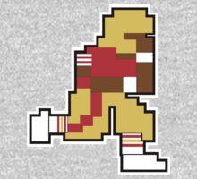 Nintendo Tecmo Bowl San Fransisco 49ers Jerry Rice Kids Clothes