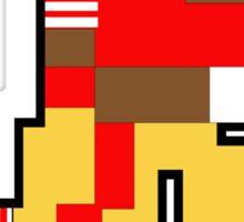 Nintendo Tecmo Bowl San Fransisco 49ers Jerry Rice Sticker