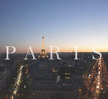 Paris by Deanna Derosia