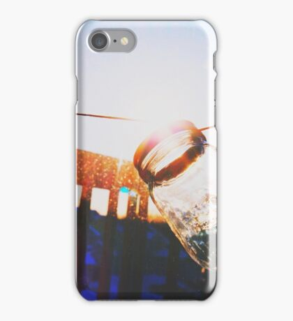 Sunset Jar iPhone Case/Skin