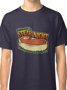 Scrubs - Steak Night Classic T-Shirt