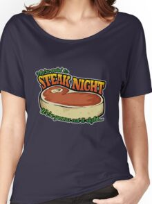 Scrubs - Steak Night Women's Relaxed Fit T-Shirt