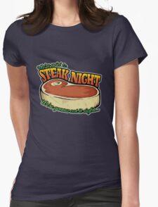 Scrubs - Steak Night Womens Fitted T-Shirt