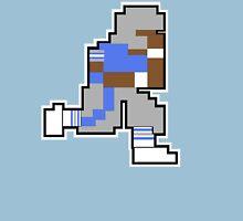 Nintendo Tecmo Bowl Detroit Lions Barry Sanders Unisex T-Shirt