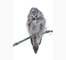 Just chillin - Great Grey Owl Unisex T-Shirt