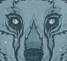 Wolf pack Sticker