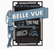 The Belle Vue - A Great Place To Get A Drink by diztee