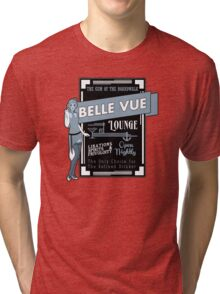 The Belle Vue - A Great Place To Get A Drink Tri-blend T-Shirt