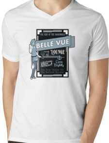 The Belle Vue - A Great Place To Get A Drink Mens V-Neck T-Shirt