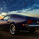 69 Mustang Fastback by Norm Tilley