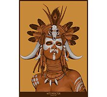 Witch Doctor magic People Voodoo People Photographic Print