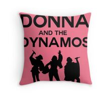 Super Troupers Throw Pillow