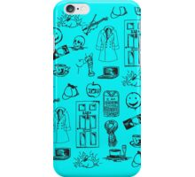The Game Is On (Phone) iPhone Case/Skin