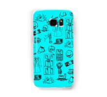 The Game Is On (Phone) Samsung Galaxy Case/Skin