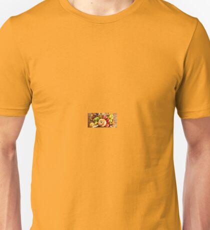 Fruits et légumes. Unisex T-Shirt