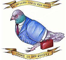 Bird School, Which Is For Birds by Laurel Davis