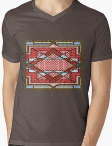 Love 4 leaf clover patchwork gifts Mens V-Neck T-Shirt