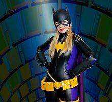 Batgirl by vagamundo