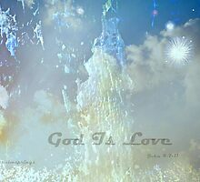 God Is Love by Sherri     Nicholas