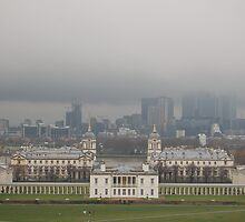 Queens House, Old Royal Naval College,Greenwich, London, England by peter694