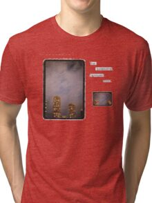 The Lonesome Crowded West Tri-blend T-Shirt
