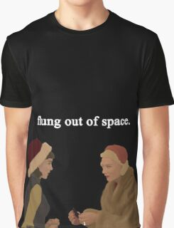 flung out of space Graphic T-Shirt