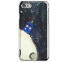 Who On Moon iPhone Case/Skin