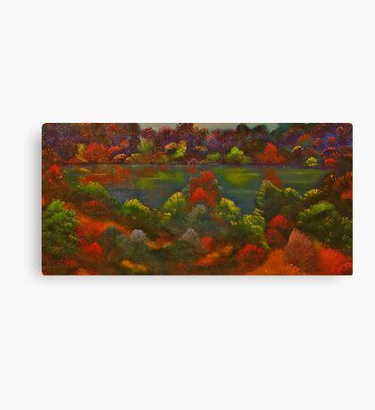 Quechee Lake Canvas Print
