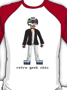 Retro Geek Chic T-Shirt