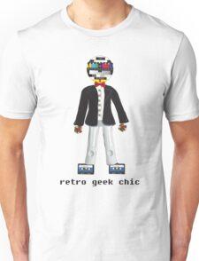 Retro Geek Chic Unisex T-Shirt