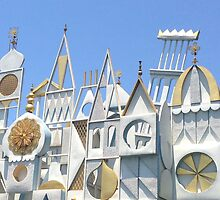It's a Small World After All by Sara Hargis